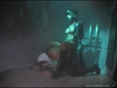 Fantastic fetish fucking in a prison movies