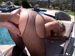 Hot girl in pantyhose fucked in the ass outdoors movies at sgirls.net