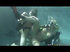 Scuba diving chick fucked in the pool movies at find-best-ass.com