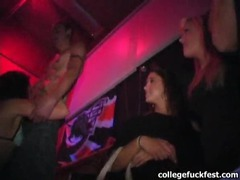 Sluts at the college party get wild movies at adipics.com