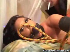 Bondage girl becomes his sex toy movies at find-best-ass.com