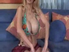 Super busty cougar fucked by young man videos