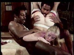 Black dudes bone a hot white chick videos