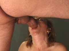 Mature slut shaved and fucked in the ass videos