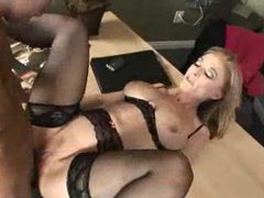 Milf in hot stockings fucked hard videos