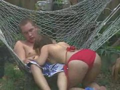 Hammock hardcore with amateurs movies at find-best-babes.com