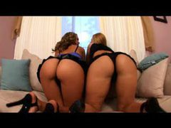 Two big ass sluts playing naughty together tubes