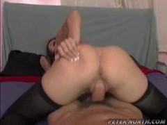 Gal blows a big cock and gets screwed by it movies at find-best-lingerie.com