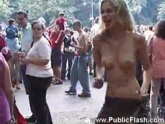 Girls dancing naked in public movies at freekilomovies.com
