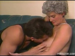 Granny blows and gets fucked by a dude videos