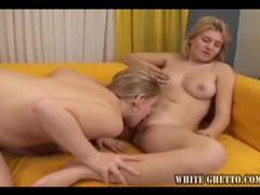 Milf and young chick hook up nicely videos