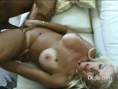 Fantastic fake titty milf laid in her tight cunt videos