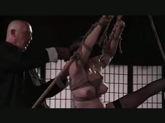 Redhead shibari domination videos