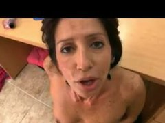 Milf pov blowjob and sex in the office movies at sgirls.net