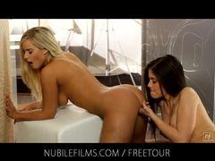 Nubile films - get you wet movies at find-best-lesbians.com