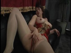 Fuck a mature slut in shiny pantyhose movies at find-best-lesbians.com