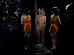 Retro lesbian sex outdoors with pussy eating movies at kilosex.com