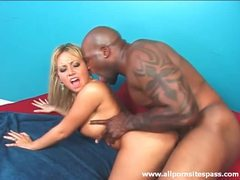 Black cock fucks her box and cums in her mouth movies at find-best-lesbians.com
