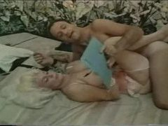 Retro fuck party in an art gallery movies at find-best-hardcore.com