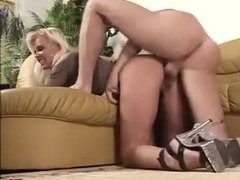Busty milf in sexy heels fucked hard movies at sgirls.net