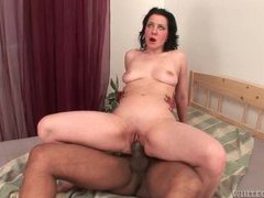 Mature meets bbc and takes a ride videos