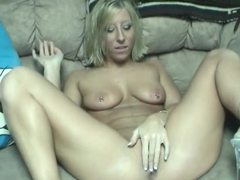 Pierced nipples hottie toy fucks her vagina movies at find-best-panties.com