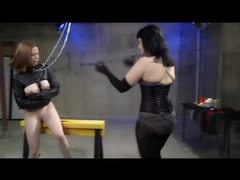 Lesbian cane electric wand and vibrator movies at sgirls.net