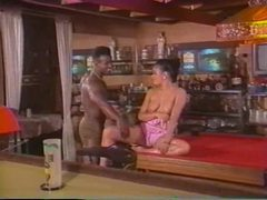 Retro babe gets her hairy pussy filled with black dick movies at find-best-hardcore.com