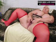 Bbw princes chubby ass does what she loves movies at sgirls.net