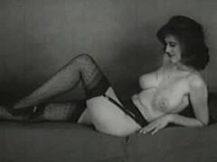 Curvaceous vintage babes show off their hot bodies movies at find-best-videos.com