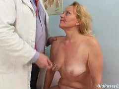 Fat ass blonde mature and her doctor movies at sgirls.net