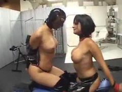 Lesbian latex fetish scene is hot as hell movies at find-best-ass.com