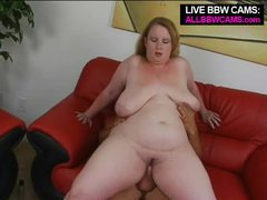 Young bbw nice tits found  and fuckes her wide pussy part 2 videos