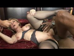 Nina hartley sex with two big cocks videos