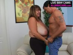 Mature bbw tit fucking open pussy fucking part 1 movies at lingerie-mania.com
