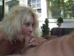 Amateur blonde cougar strokes younger mans cock movies at find-best-tits.com