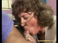 Crazy old mom gets big cock videos