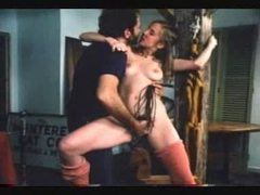 Bearded retro dude gets head from teen girl movies at find-best-panties.com