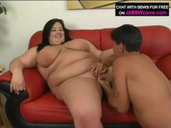 Fat gal pounding sexy fat tits plumper ass  part 1 videos