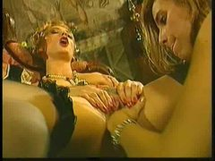 Anal euro group sex with facials movies