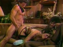 Peter north bangs in a great threesome videos
