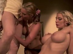Ridden on both ends by sexy ladies movies at sgirls.net