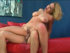 Hairy trimmed pussy girl sits on a dick movies