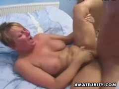 Mature amateur wife homemade anal with facial cumshot movies at sgirls.net