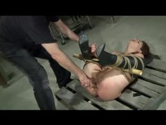 Bound caned and toyed videos
