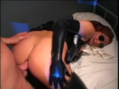 Latex cop ass fucked in jail cell movies at find-best-lingerie.com