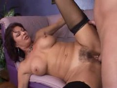 Hairy stockings mature slut ass fucked videos