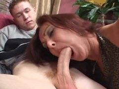 Ginger guy fucks busty redheaded girl videos