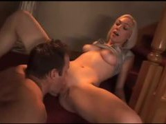 Young blonde lily labeau sexy blowjob fun movies