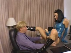 Belladonna sexy strapon and latex scene movies at find-best-panties.com